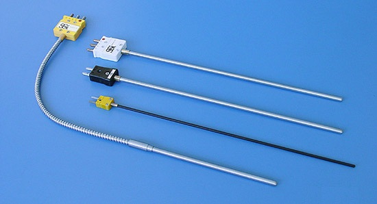 Miniature Thermocouple and RTDs